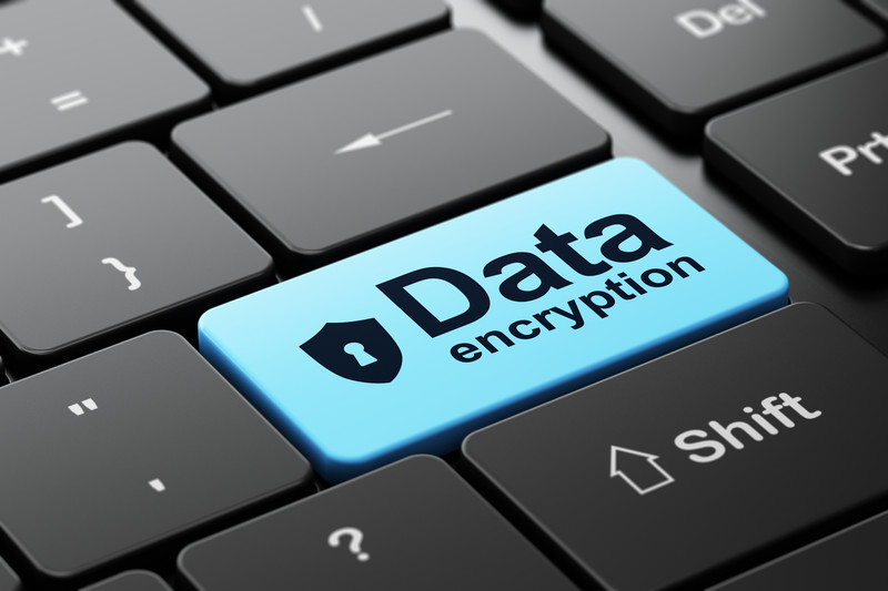 data encryption key
